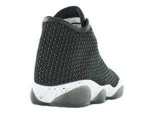 Кроссовки Nike Air Jordan Horizon черные с белым мужские - фото сзади