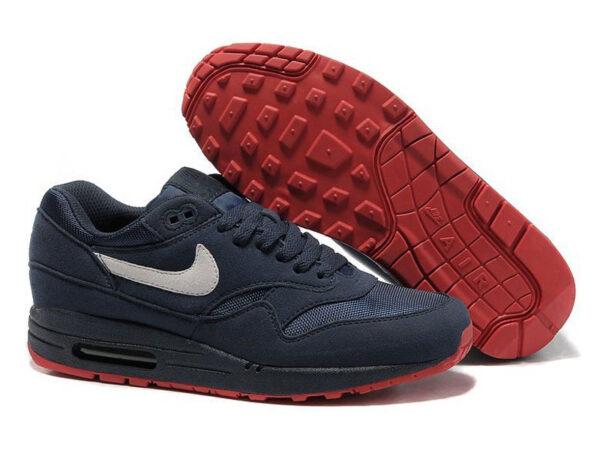 Кроссовки Nike Air Max 87 темно-синие мужские