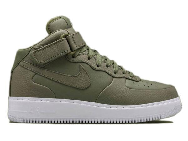 Nike Air Force 1 Mid болотные (35-46)