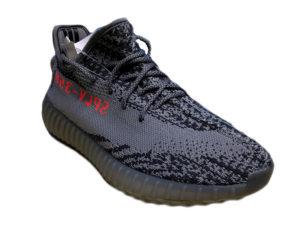 Adidas Yeezy Boost 350 серые