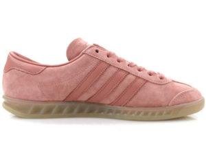 Adidas Hamburg розовые
