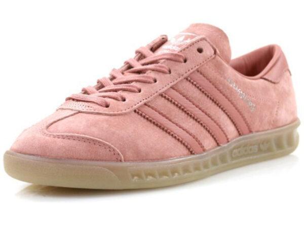 Adidas Hamburg розовые (35-40)