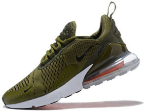 Nike Air Max 270 зеленые