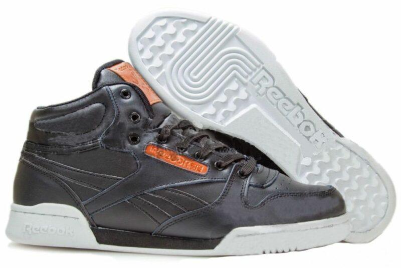 Reebok Classic Leather Mid Black (40-45)