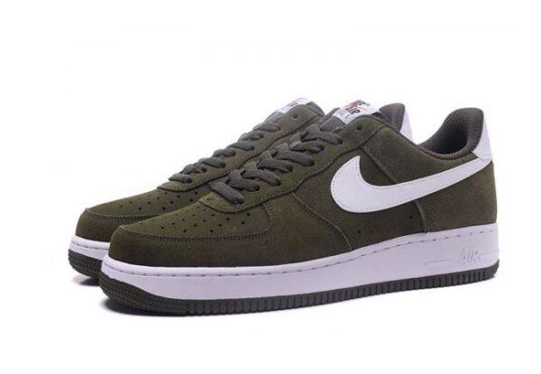 Nike Air Force 1 зеленые (40-45)