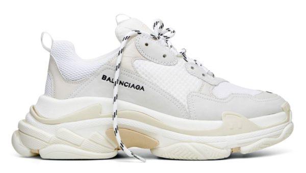 Белые кроссовки 43 размера