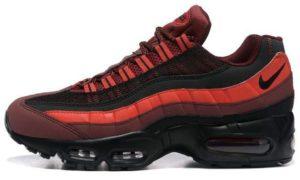Nike Air Max 95 черно-красные (40-45)