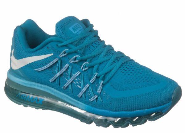 Nike Air Max 2015 голубые (39-44)