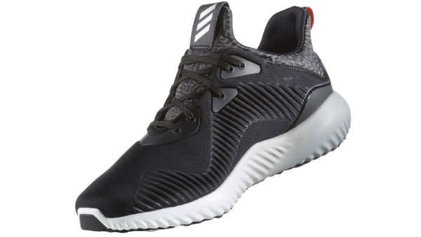 Adidas AlphaBounce Black/White (40-45)