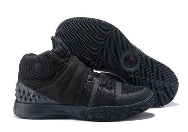 Nike Kyrie Hybrid black черные (40-45)