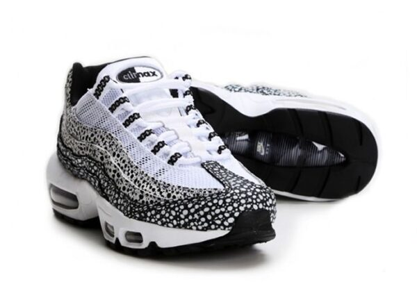 Nike Air Max 95 бело-черные (35-45)