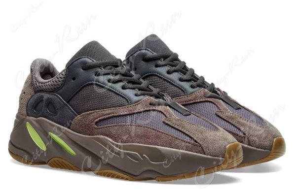 Adidas Yeezy Boost 700 brown коричневый (35-44)