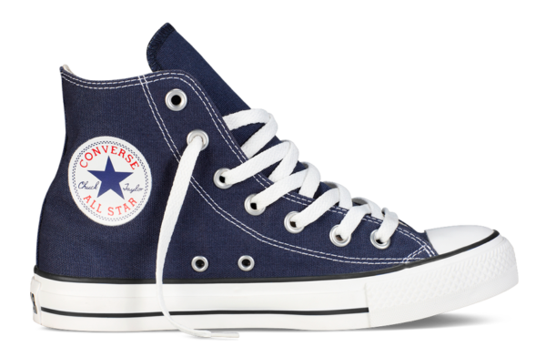 Синие кеды Converse