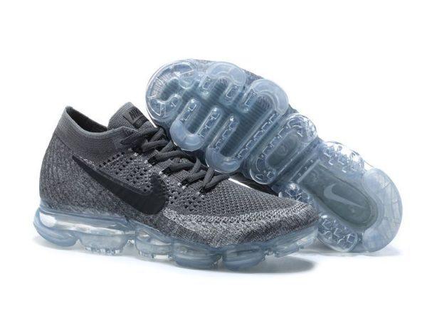 Nike Air VaporMax Flyknit Grey серые 40-44