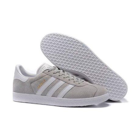 Adidas Gazelle серые (35-44)