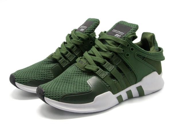 Adidas Equipment Support Running 93 зеленые