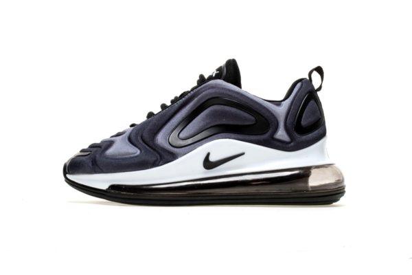 Nike Air Max 720 Фиолетовый / Черный / Серый (40-44)