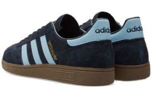 Adidas Spezial темно-синие с белым (39-44)