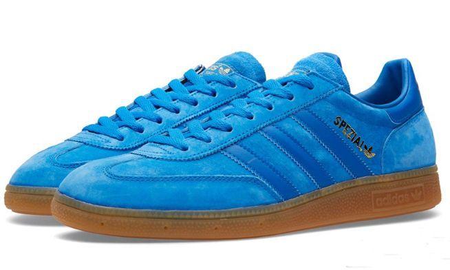 Adidas Spezial светло-синие (39-44)