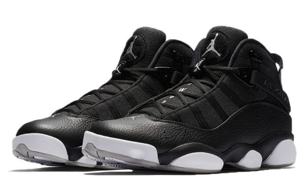 Air Jordan 6 Rings черные (40-44)