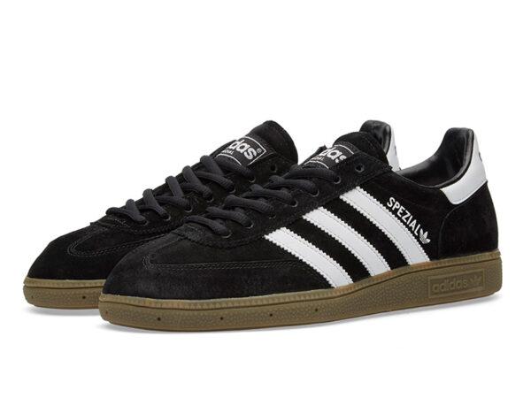 Adidas Spezial черные мужские