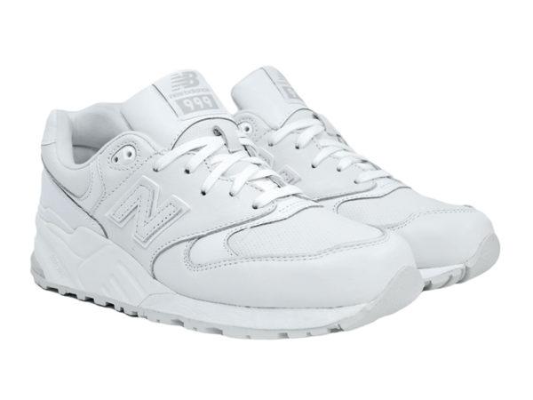 Кроссовки New Balance 999 белые (36-40)