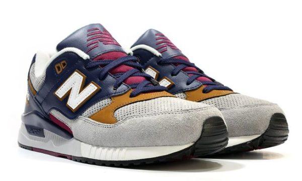 Кроссовки New Balance 43 размера