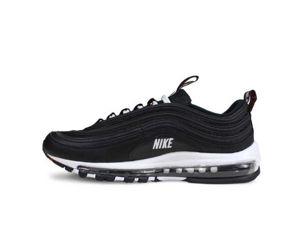 Nike Air Max 97 черные кожа (40-44)