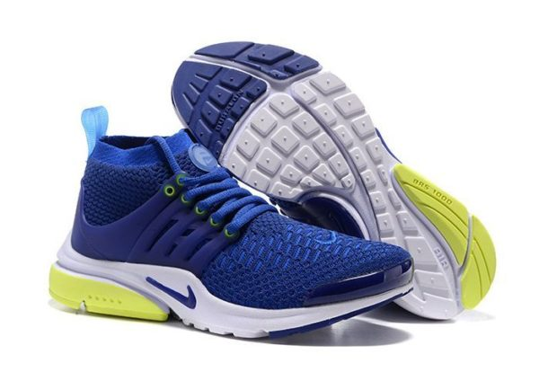 Nike Air Presto Flyknit Ultra синие (40-44)