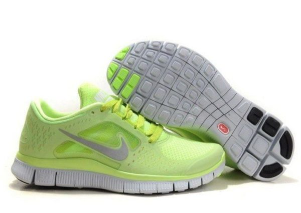 Nike Free Run 5.0 V3 салатовый (35-39)
