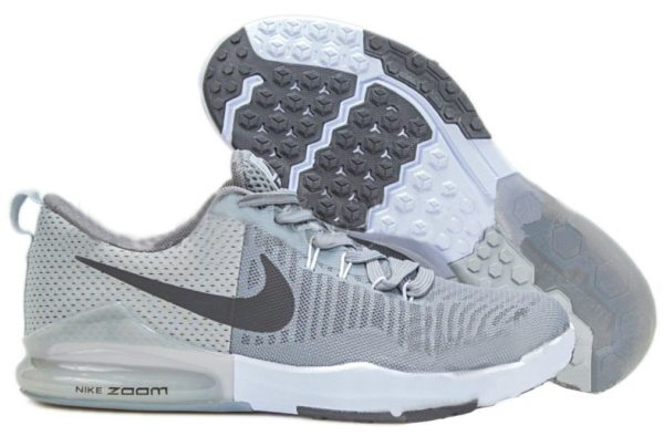 Nike Zoom Train Action серые (40-44)