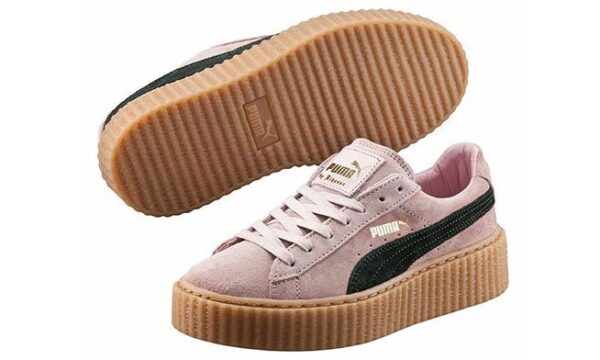 Puma by Rihanna Creeper (Pink/Black) 36-39