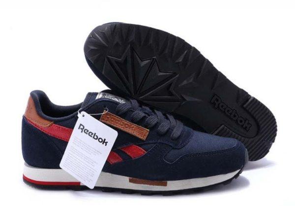 Мужские кроссовки Reebok с сеткой