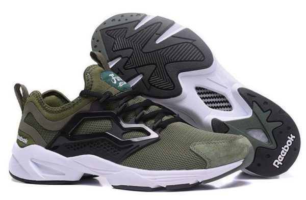 Reebok Fury Adapt череный (40-45)