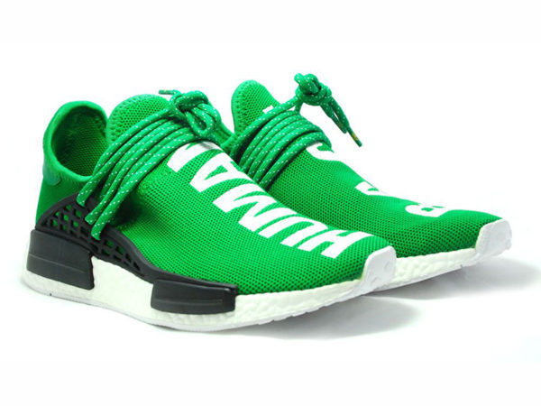 Adidas NMD Human Race зеленые (40-44)