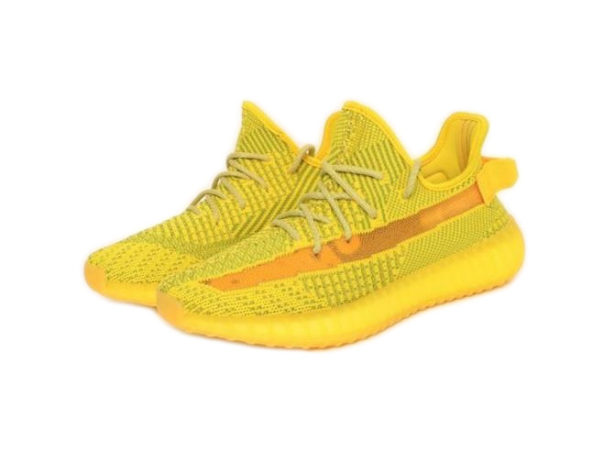 "Adidas Yeezy Boost 350 V2 Static yellow ""Glow"" (40-44)"