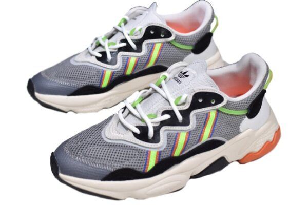 Adidas Ozweego  Raf Simons x Grey-Black серые-чёрные (40-44)