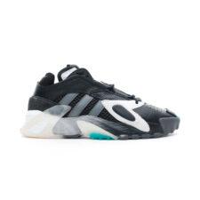 Adidas Streetball чёрно-белые (40-44)