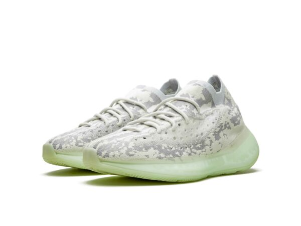 Adidas Yeezy Boost 380 Alien серо-зеленые мужские-женские (35-44)