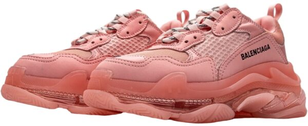 Balenciaga Triple S розовые (35-39)