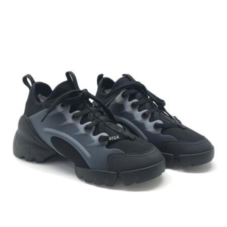 Черные кроссовки Dior