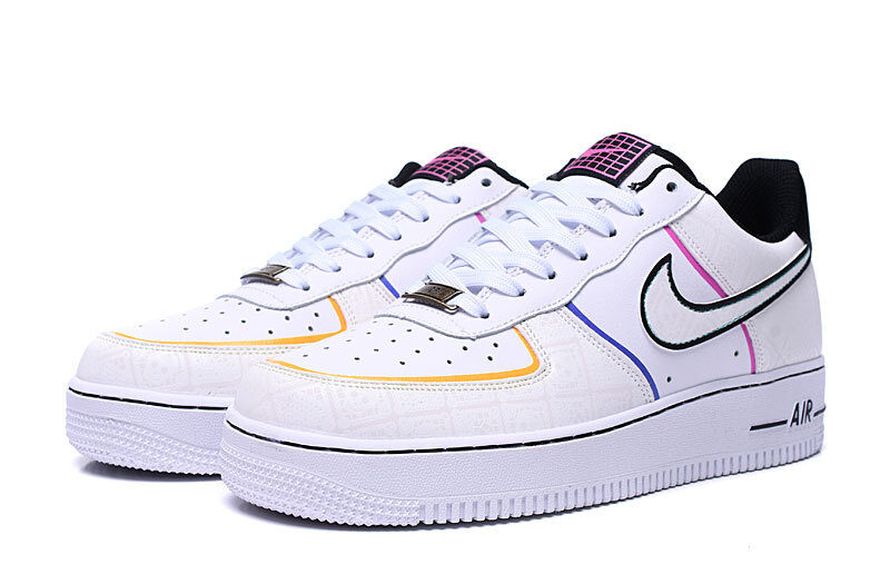 Nike Air Force 1 LV8 day of the dead белые (40-44)