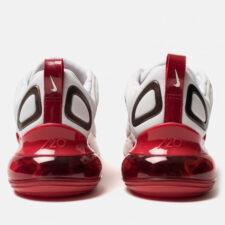 Nike Air Max 720 бело-красные (35-44)